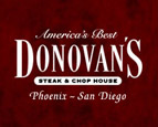 Donovan's Steak & Chop House