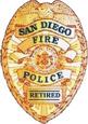 San Diego Police Fire