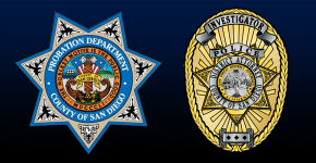 San Diego County Probation Department and the San Diego County District Attorney's Office